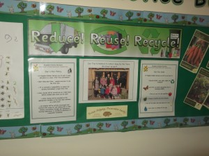 promoting recyling