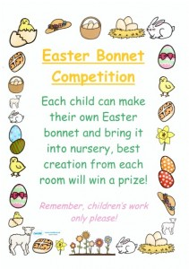 Easter Competition 2016 2