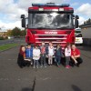 Fire Brigade Visit to Perth Nursery